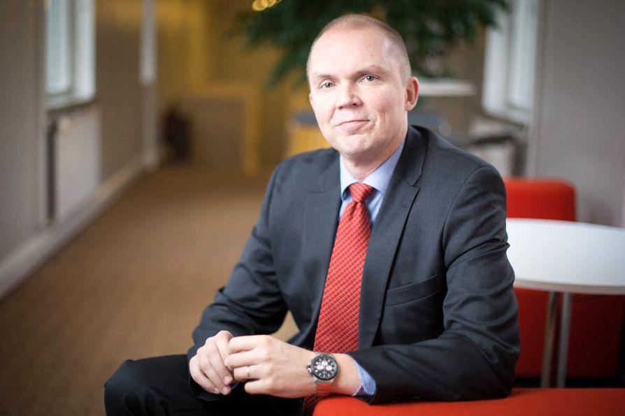 Markku Mantila on tuore viestintäyrittäjä, joka on juuri päättänyt työnsä valtioneuvoston viestintäjohtajana.