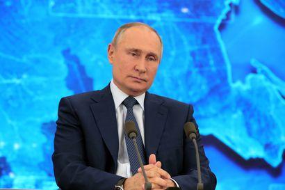 """Putin: Venäjän turvallisuuspalvelu olisi hoitanut asian """"loppuun asti"""", jos se olisi halunnut tappaa Navalnyin – presidentti vastaili kysymyksiin viiden tunnin ajan"""