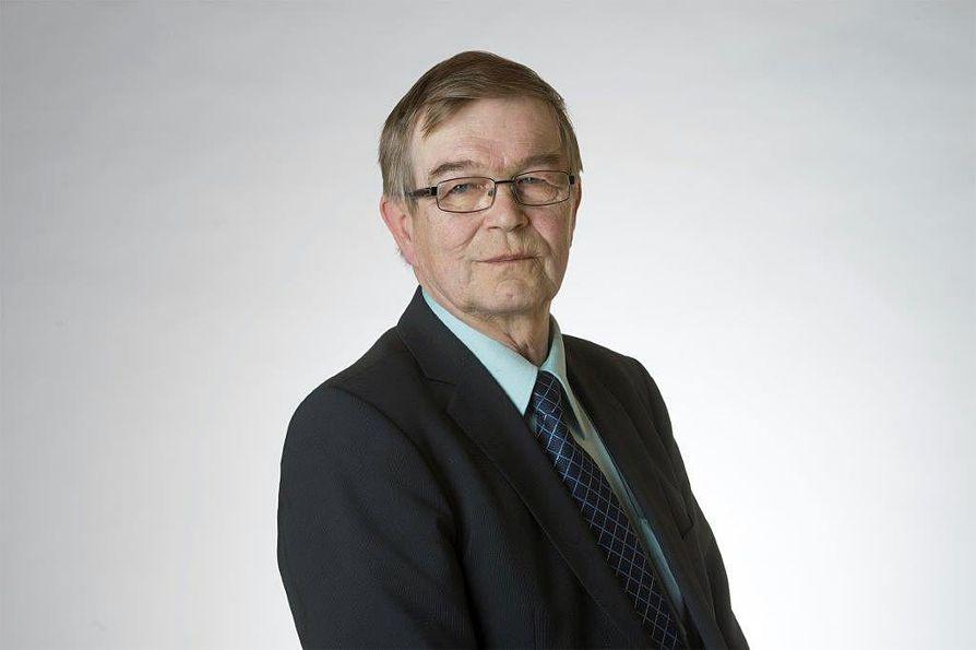 Niilo Keränen.