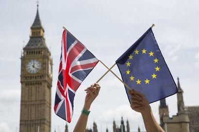 EU-ministerivaliokunta puoltaa EU:n ja Britannian välisen kauppa- ja yhteistyösopimuksen hyväksymistä