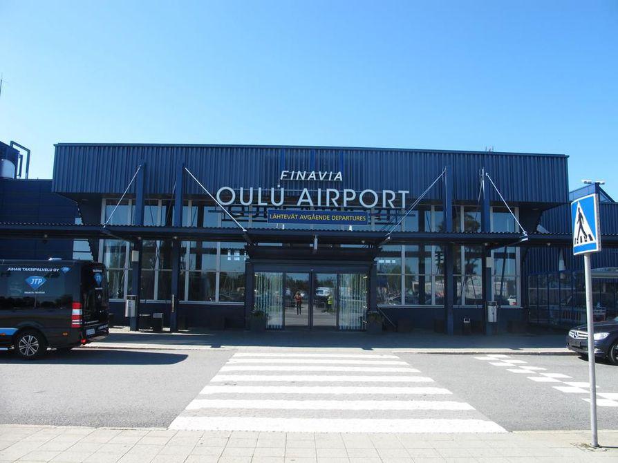 Oulun lentoaseman viereen suunnitellaan hotellia.
