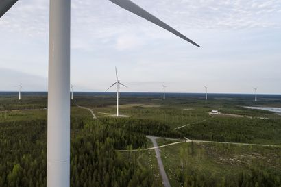 Kopsa 3 -tuulipuisto eteni ympäristöluvan verran