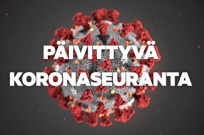 Perjantain päivittyvä koronaseuranta:Länsi-Pohjassa rauhallinen viikko, hallitus haluaa, että koronavirus ei leviä lainkaan, Baltian maat avaavat rajojaan toisilleen,
