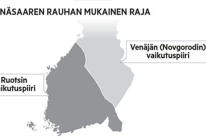 Sopimus lähes 700 vuoden takaa jakaa Suomen terveempiin ja sairaampiin sekä rikkaampiin ja köyhempiin – nyt tuore väestöennuste lupaa rajan jyrkentyvän
