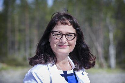 Vivi Marttila jatkaa Simon kunnanjohtajana seuraavat kuusi vuotta