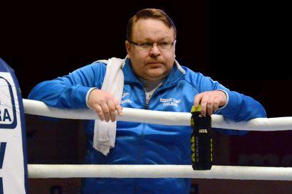Pekka Mäki nimitettiin Suomen Nyrkkeilyliiton lajipäälliköksi