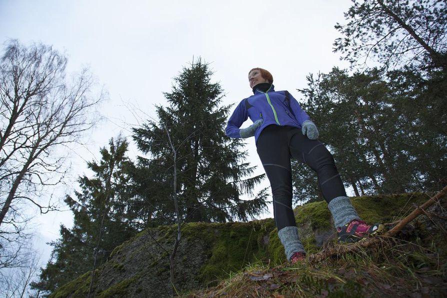 Juoksemisesta muodostui iso ja tärkeä osa Tarja Virolaisen identiteettiä ja vastapaino työelämälle.