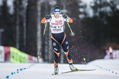 Maastohiihtoon nimettiin iso maajoukkue - Taivalkosken Metsä-Veikkojen Oskari Hökkä alle 23-vuotiaiden ryhmässä