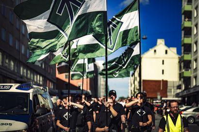 Korkein oikeus päättää tänään rasistisen Pohjoismaisen vastarintaliikkeen kohtalosta