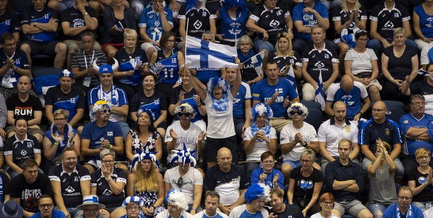 Bulgarian MM-kisoihin on matkustanut myös iso joukko suomalaisfaneja.