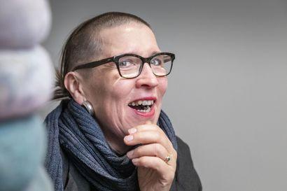 Ilona Kivijärven performansseja ja työpaja Korundissa