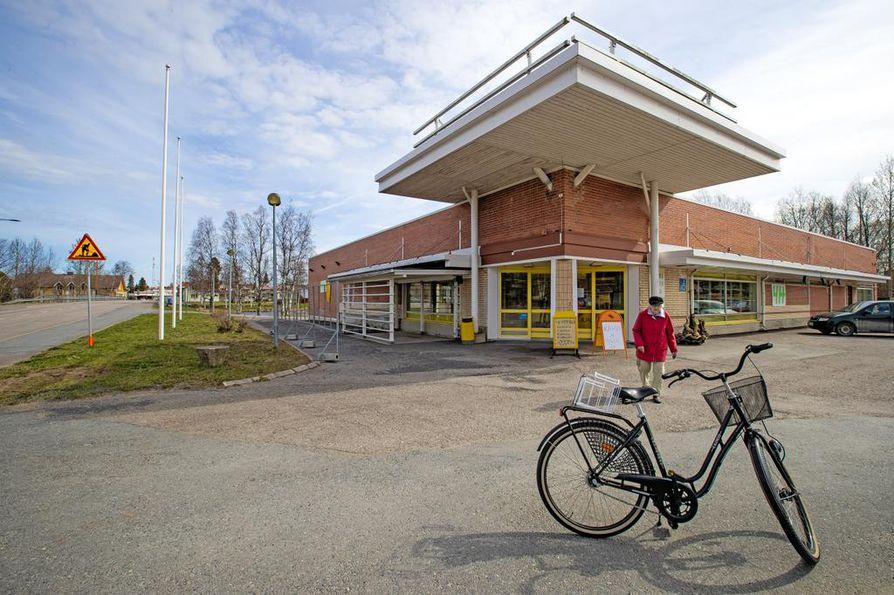 Fennovoiman vierailukeskus on tulossa Pyhäjokitaloon. Sitä suunnitellaan keskustaan entisen Salen paikalle.