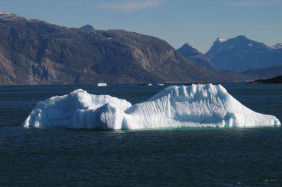 Tutkijoiden uusi ennuste: Mannerjäätiköiden sulaminen voi nostaa merenpintaa lähes 40 senttimetrillä vuoteen 2100 mennessä