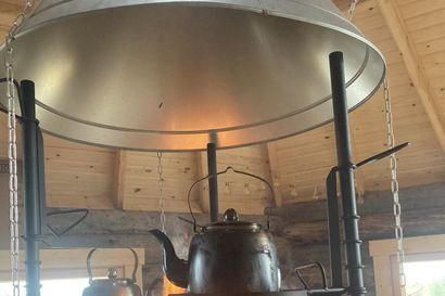 Riisitunturille kahvila – Heli Ollila avaa uuden eräkahvilan aivan Riisitunturin portin kupeeseen