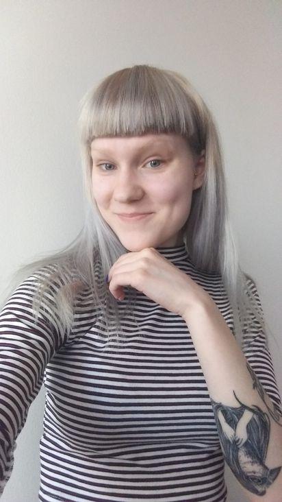 ei hiuksia pillua