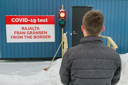 Suomen rajan ylittävä ohjataan testiin – Koronatestit ovat vapaaehtoisia, mutta vahvasti suositeltavia ja testitodistus on voimassa viikon