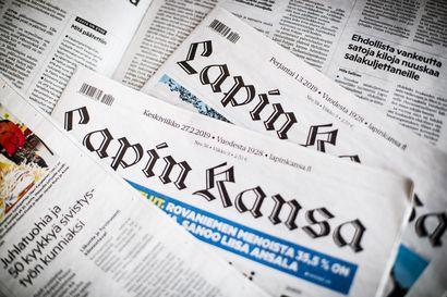 Saamenkieliset uutiset palaavat Lapin Kansan sivuille