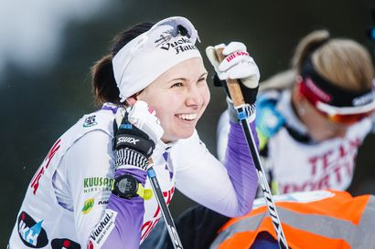 Mononen hiihti 9:nneksi ja Saapunki 11:nneksi Skandinavia-cupissa Norjassa