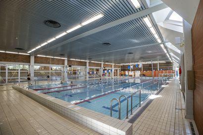 """Uuden uimahallin paikaksi on vahvistumassa nykyinen sijainti – """"Raksilan urheilupuiston alue  on nyt selvitetty niin hyvin kuin mahdollista"""""""