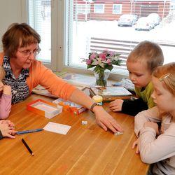 Lapsirikas-toiminta jatkuu Raahen alueella