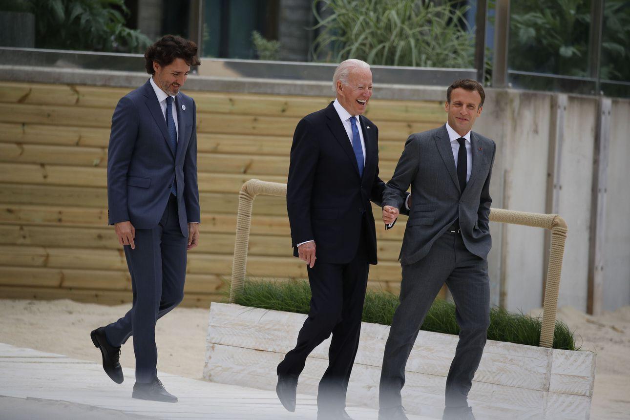 Presidentti Bidenin Euroopan-kiertueella kuullaan helpotuksen huokauksia