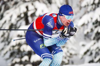 Iivo Niskanen hiihti kauden toisen palkintosijansa, kirkasti Tour de Ski -kiertueensa