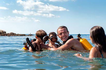 Päivän leffapoiminnat: Huikaisevissa kuvissa sukelletaan meren syvyyksiin, mutta sukeltajan tarina jää pintaan