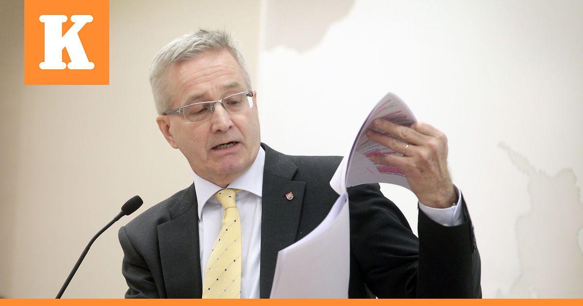 Oulun Kaupunginjohtaja