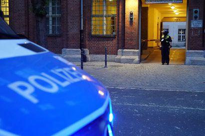 Kolme kuoli ja useita haavoittui puukkohyökkäyksessä Saksan Würzburgissa