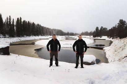 Kala toi veljeksille yrittäjäpalkinnon – Vääräniemen Karin ja Harrin ajatus laajentaa toimintaa heti alusta