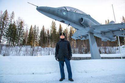 """Majuri Timo Laine uransa huipulla: """"Olen ylpeä siitä, että olen Raahesta"""""""