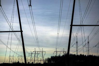 Sähkönkulutuksen talven ennätys paukkui Suomessa torstaiaamuna