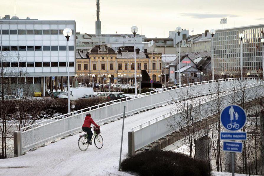 Uusi Oulu syntyy vuoden vaihtuessa.