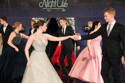 Katso kuvat: Tanssin taikaa Haapavedeltä