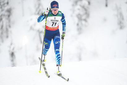 Susanna Saapunki lopettaa hiihtouransa ja panostaa jatkossa täysipainoisesti vuorijuoksuun
