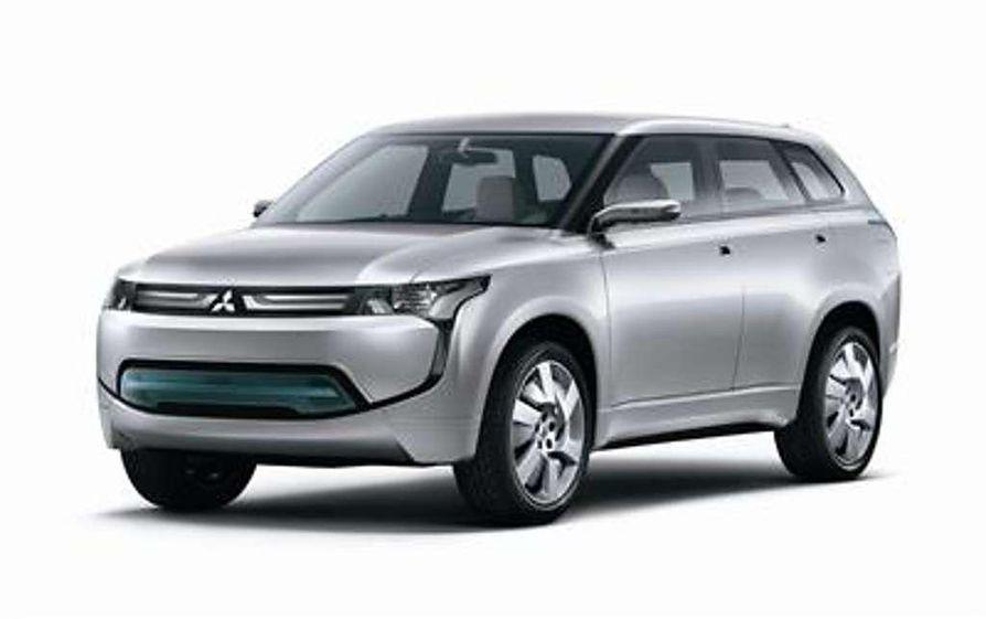 Mitsubishin kokeiluauto Concept PX MiEV anta käsityksen siitä, mitä kaikkea huomispäivän tuotantoautojen tekniikka voi tarjota kuluttajille.