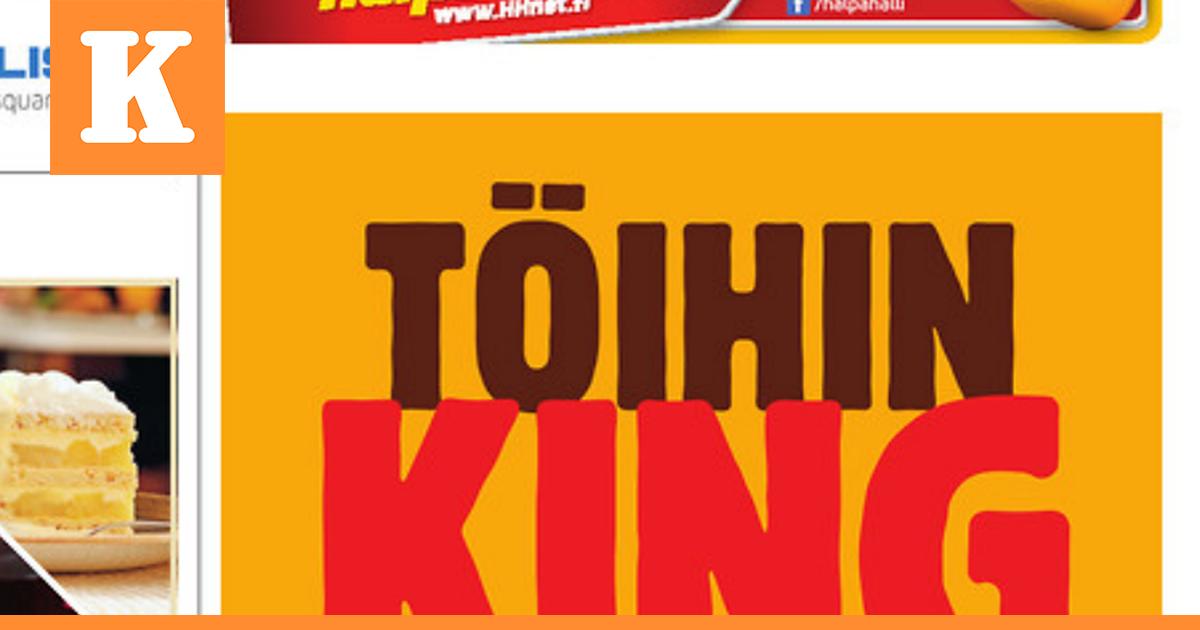 Burger King Kaakkuri