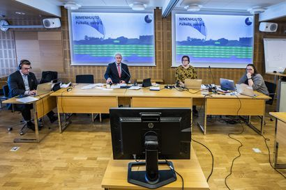 Poliisi aloittaa esitutkinnan Oulun kaupunginvaltuuston kovasanaisesta etäkokouksen tiimoilta – jutussa mahdollisesti useita uhreja