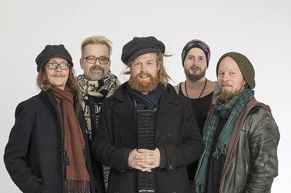 Meänkieli soi reggaen sävelin Haaparantalaisen – The Meänlandin levyllä kuullaan meänkielen lisäksi myös suomea, ruotsia, englantia ja saamea