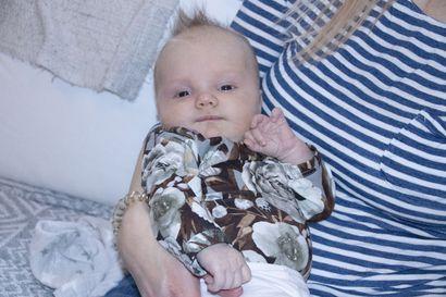 Pyhännälle, Siikalatvalle ja Siikajoelle syntyi 103 vauvaa – Siikalatvan viime vuoden nuorin syntyi Pulkkilaan
