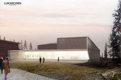 Pudasjärven kaupungille kolmen miljoonan lainan investointien rahoittamiseen