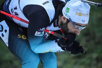 Seppälä jatkoi pisteputkeaan Oberhofissa - Fourcade puhtaalla ammunnalla voittoon