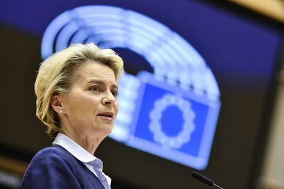 Koronarokotukset voivat alkaa EU:ssa 10 päivän kuluttua – Ursula von der Leyen vaatii, että rokotukset alkavat samanaikaisesti koko unionin alueella