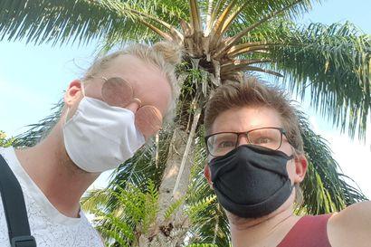 Oululainen Juuso Raitala sai syksyllä syöpädiagnoosin, erosi tyttöystävästään ja masentui – Keväällä hän matkasi Thaimaahan keskellä koronapaniikkia, ja löysi auringon alta uuden innon elämään