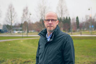 Liminkalainen Jussi Riikonen jatkaa Pohjois-Pohjanmaan Yrittäjien puheenjohtajana