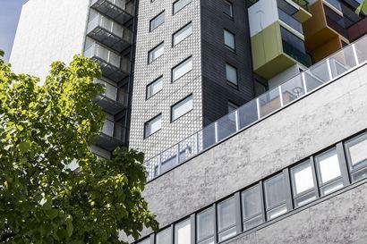 Oulun ensimmäinen 3D-kiinteistö nytkähtää liikkeelle Valkean talossa