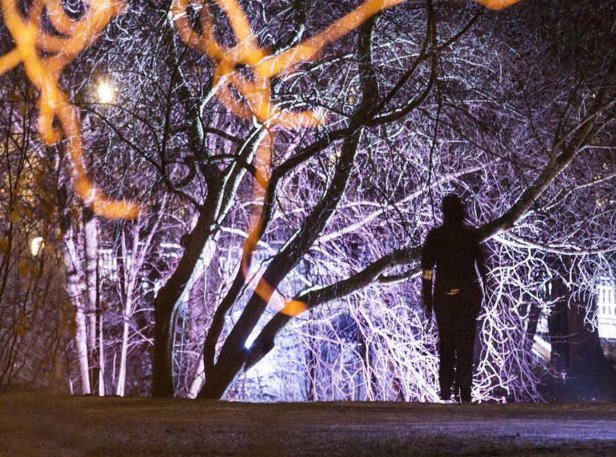 Oulun Lumo-valofestivaali järjestetään marraskuussa kuudennen kerran.
