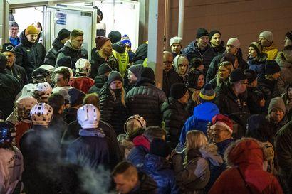 Palohälytys tyhjensi Lappi Areenan – RoKi kipinöi kauden toiseen kotivoittoon