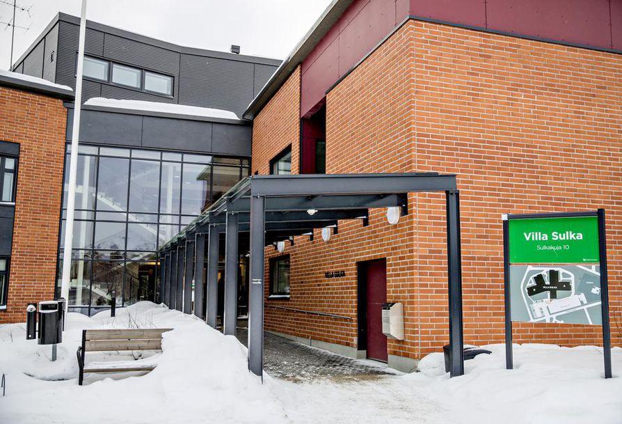 Villa Sulka Oulu