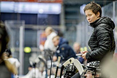 """Mira Kuisman luotsaama Kuortane näpäytti Kärppiä jo kolmannen kerran – """"Se on mysteeri"""""""